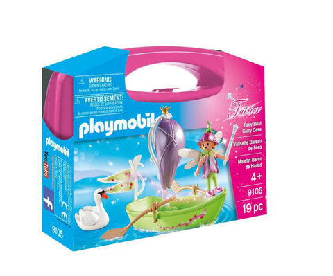 Playmobil Fairies - Fairy Boat Carry Case (9105)