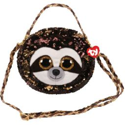 Ty Fashion Beanie Boo Magic Sequin Purse - Dangler **NEW DESIGN**