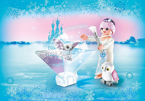 PlayMobil Magic - Ice Flower Princesses (9351)