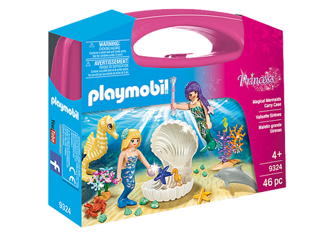 PlayMobil Princesses - Magical Mermaids Carry Case 9324