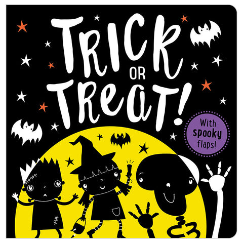 Trick or Treat - with Spooky Flaps