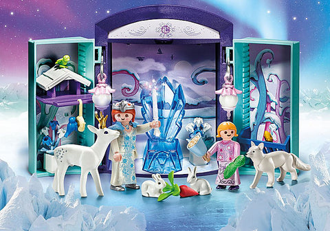 PlayMobil Princesses - Winter Princess Play Box (9310)