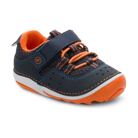 Amos Striderite Navy / Orange