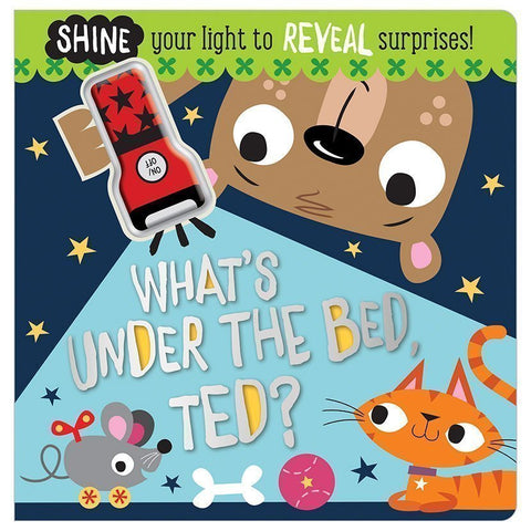 What's Under the Bed Ted? Ages 3+