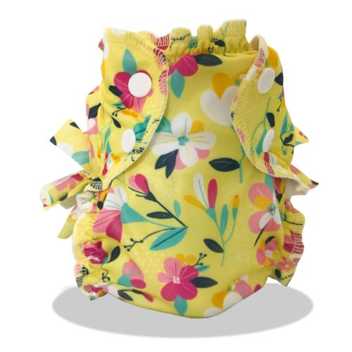AppleCheeks Reusable Swim Diaper - Bloom
