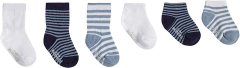 Robeez Infant Socks - Blue Essentials