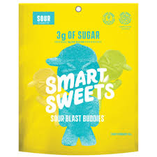 Smart Sweets - Sour - Low sugar Sour Blast Buddies