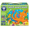 Catch and Count - Orchard Toys Fun Reading and Spelling Game Ages 3+