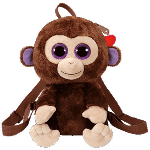 Ty Gear Backpack- Coconut the Monkey