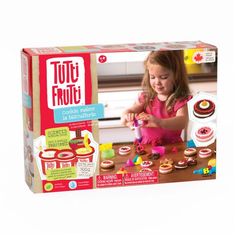 Tutti Frutti Cookie Maker Play Set
