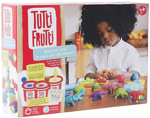 Tutti Frutti Dinosaur Land Play Set