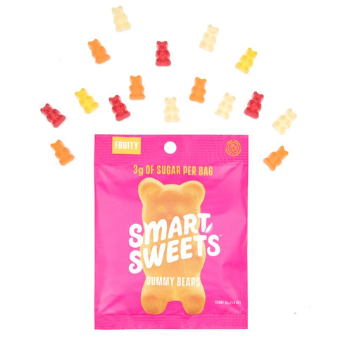 Smart Sweets - Low sugar gummy bears