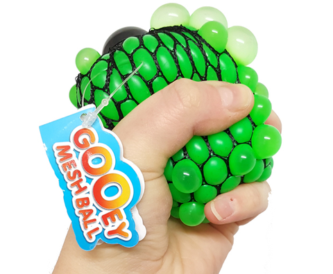 Gooey Mesh Ball - Sensory / Fiddle Toy