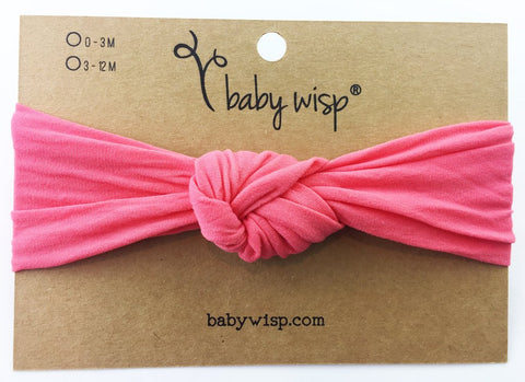 Turban Knot - Baby Wisp Infant Headwrap