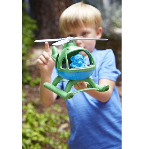 Green Toys Helicopter - Age 2+