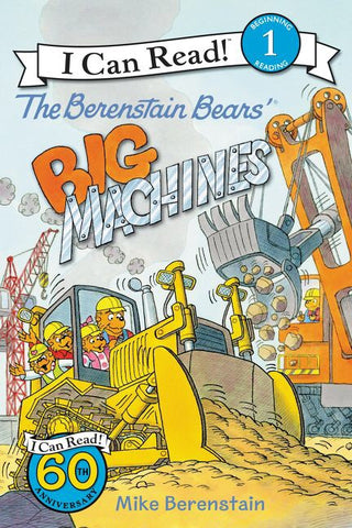 Berenstein Bears BIG Machines
