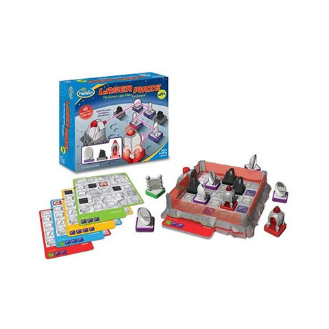 Laser Maze Junior - Science Logic Maze Puzzle for Juniors Age 6+