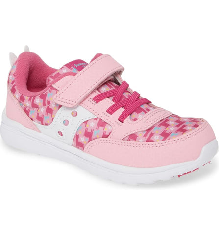 Saucony Baby Jazz Lite Pink Llama Shoes