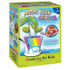 Creativity for Kids - Grow Your Own Magic Bean Garden