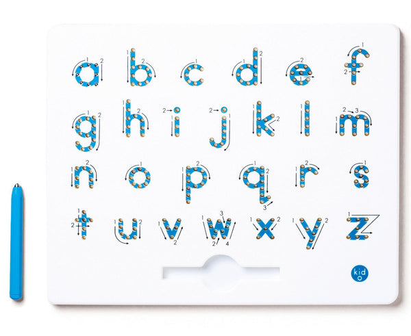 A to Z Magnatab Lower Case