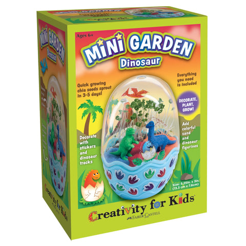 Creativity for Kids - Mini Garden Kits - Ages 6+