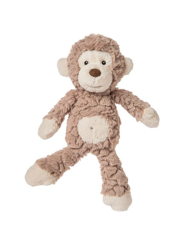 "Mary Meyer Putty Nursery Monkey Plush 10"" suitable for Infants"