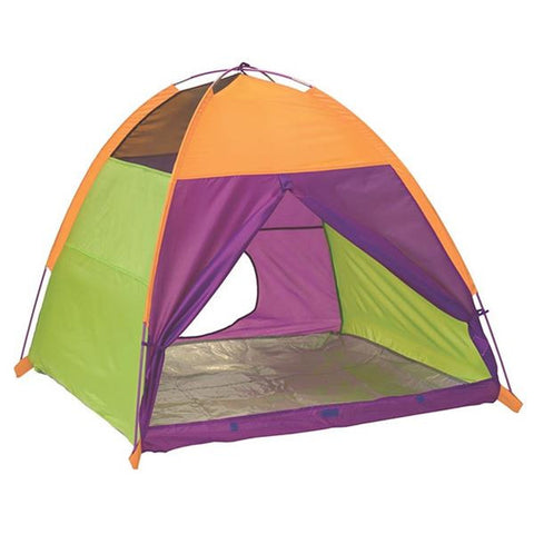 Pacific Play Tents My Tent - Multicoloured Easy Set Up Play Tent