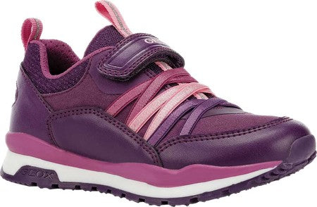 Geox Breathable Pavel Sneakers - Violet / Purple