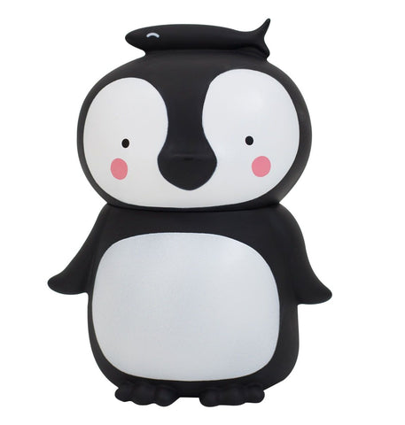 A Little Lovely Money Box - Penguin