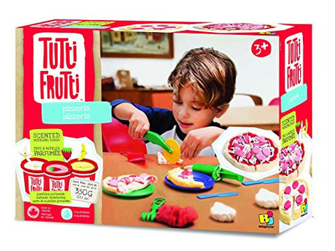 Tutti Frutti Modelling Dough Pizzeria Play Set