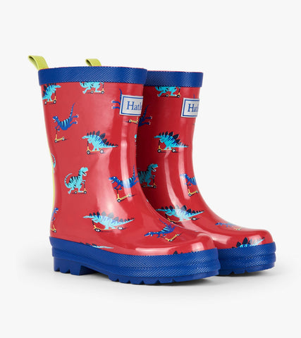 Hatley Rain Boots -  Scooting Dinos