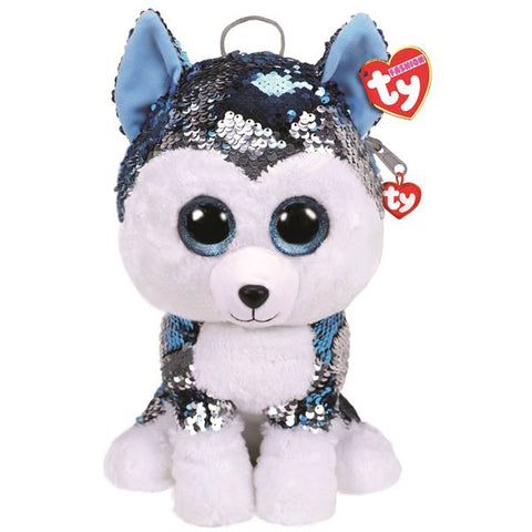 Ty Fashion Beanie Boo Magic Sequin Backpack - Slush