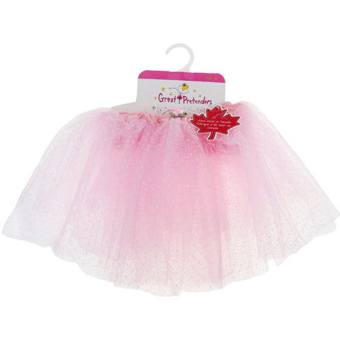 Great Pretenders Sparkle Tutu Silver / Pink