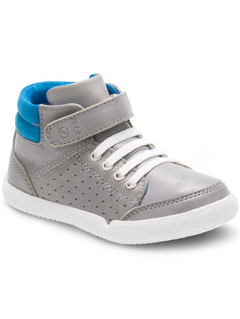 Stride Rite Stone Hi-Top Running Shoes