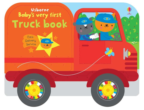 Baby's Very First Truck Book