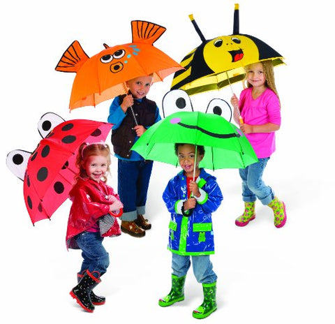 Kid's Pop Up Umbrella