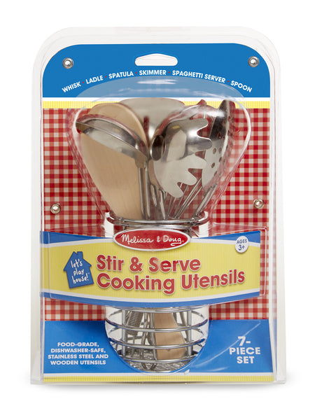 Let's Play House! Cooking Utensil Set