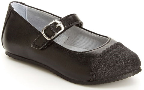 Stride Rite Valeria Black - Mary Jane Style Dress Shoe