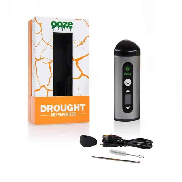 OOZE-Drought Dry Herb Vaporizer Kit-Various Colors Available 1ct - Online Headshop Smoke Shop