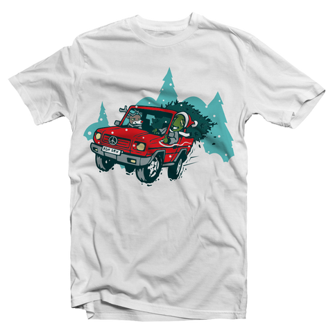Men's Kushmas T-shirt - Online Headshop Smoke Shop