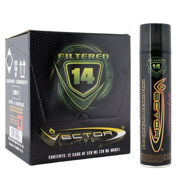 Vector Butane - Online Headshop Smoke Shop