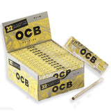 OCB - Solaire - Slim Papers - Display with 24 Units - Online Headshop Smoke Shop
