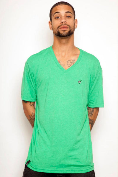 mens sea turtle t-shirt for sale green