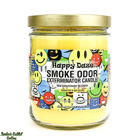 Smoke Odor Candle - Online Headshop Smoke Shop