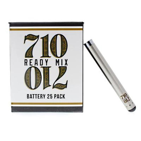 710 Ready Mix - 510 Battery 280mAh 25pk - Online Headshop Smoke Shop