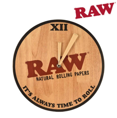 Raw Clock - Online Headshop Smoke Shop