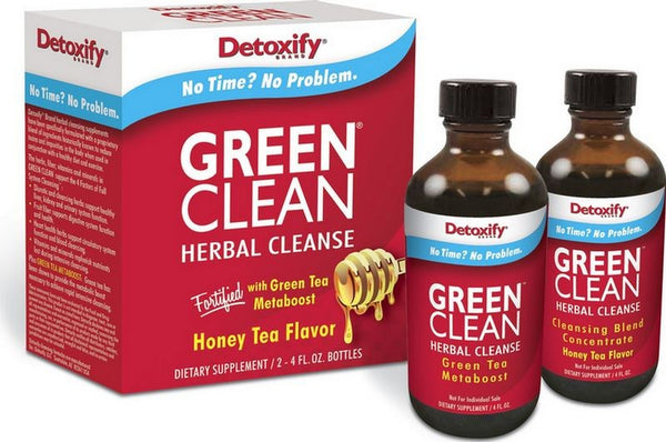 Green Clean Honey Tea