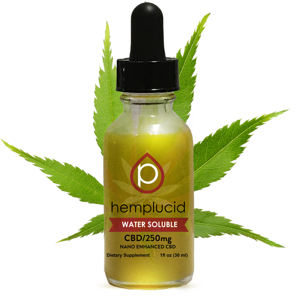 Hemp Lucid Water Soluble - Online Headshop Smoke Shop