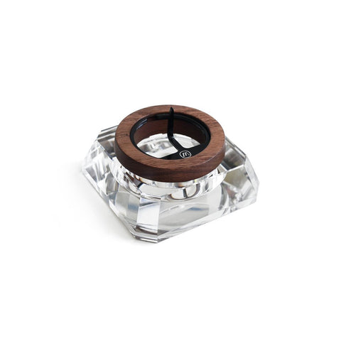 Marley Natural Crystal Ash Tray - Online Headshop Smoke Shop