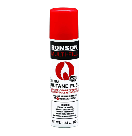 Ronson Butane Fuel - Online Headshop Smoke Shop